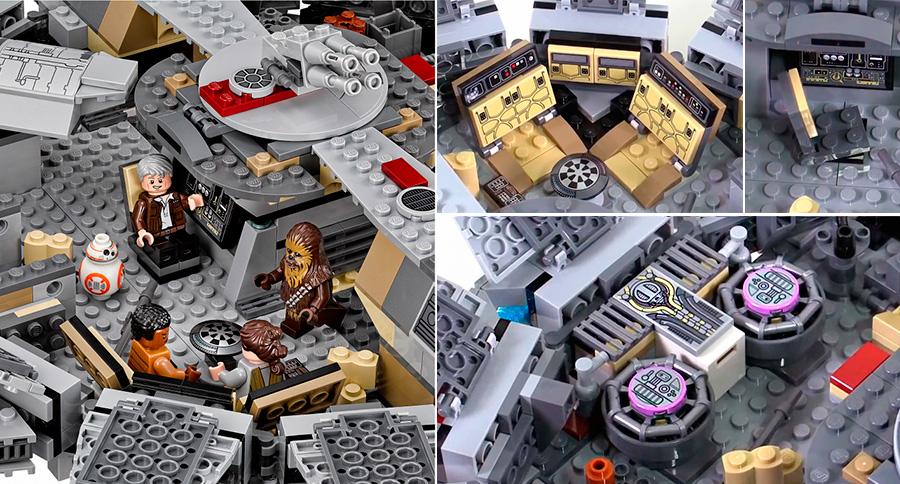 Минифигурки Лего Звездные Войны Пробуждение Силы