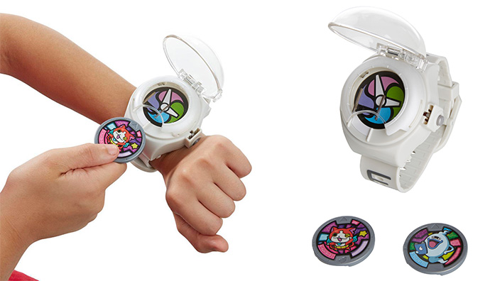Часы Yo-Kai Watch