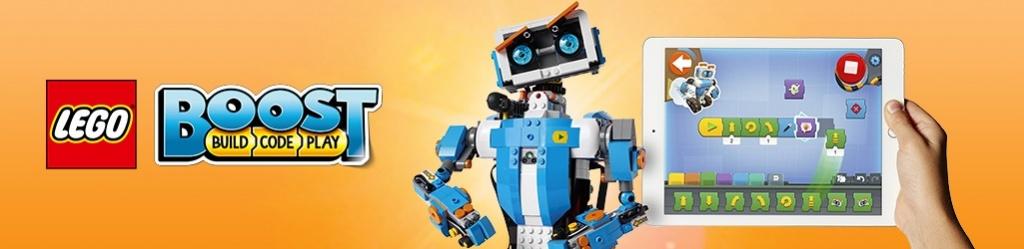 """Развивайте таланты своего ребенка вместе с новым """"умным"""" конструктором LEGO BOOST"""