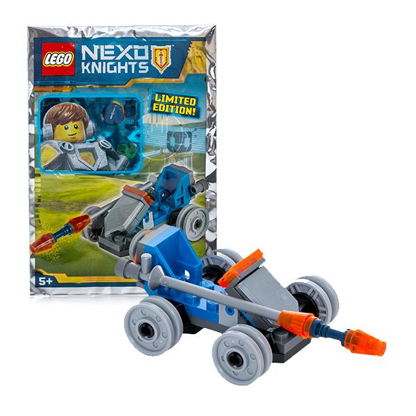 Lego Nexo Knights 271606 Лего Нексо Повозка рыцаря