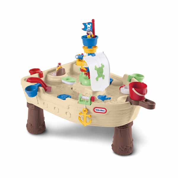 Игровой стол Little Tikes 628566 Пиратский корабль