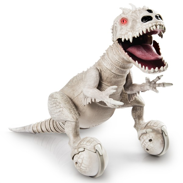Интерактивный динозавр Парк Юрского Периода Dino Zoomer 14404-E