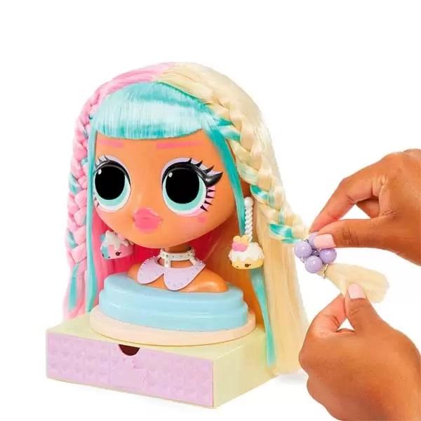 L.O.L. Surprise 572008 Набор LOL Голова для создания причесок-2 Candylicious
