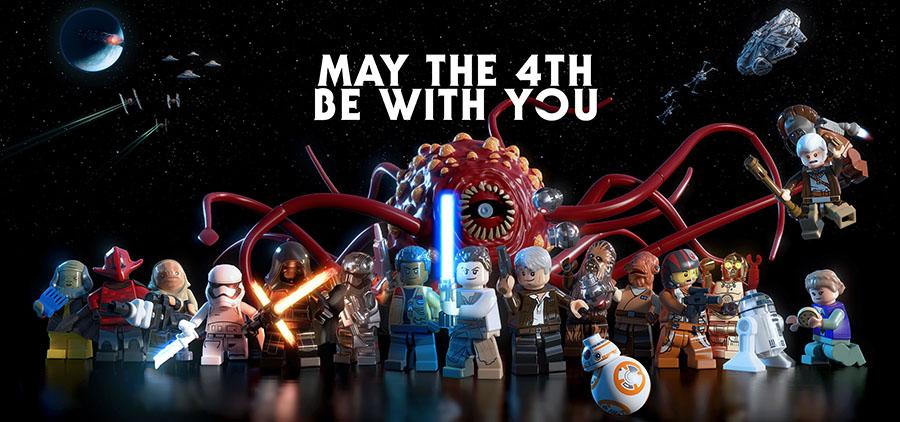 День Звёздных войн в TOY.RU