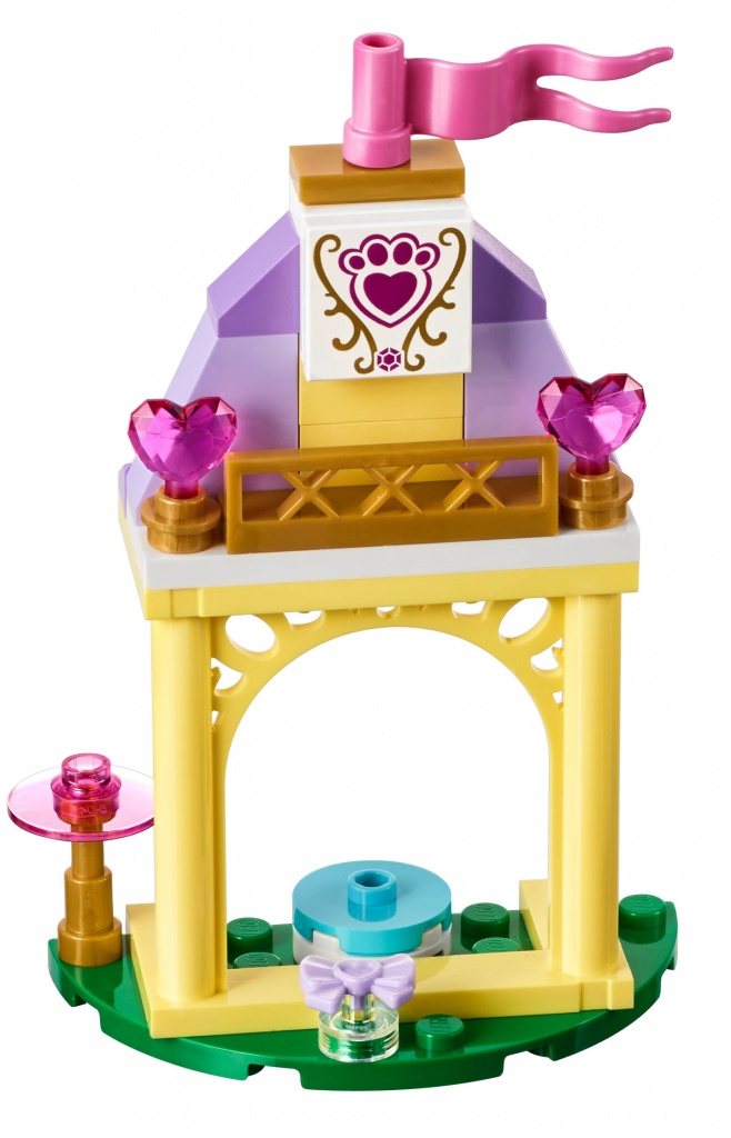 Конструктор LEGO Disney Princess 41144 Королевская конюшня Невелички