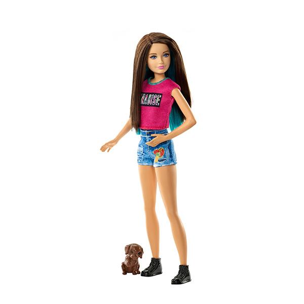 Barbie DMB27 Барби Сестра Barbie с питомцем