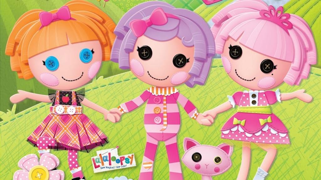 Куколки Lalaloopsy (Лалалупси) на Toy.ru