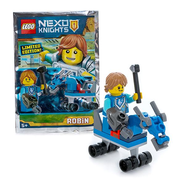 Lego Nexo Knights 271603 Лего Нексо Робин