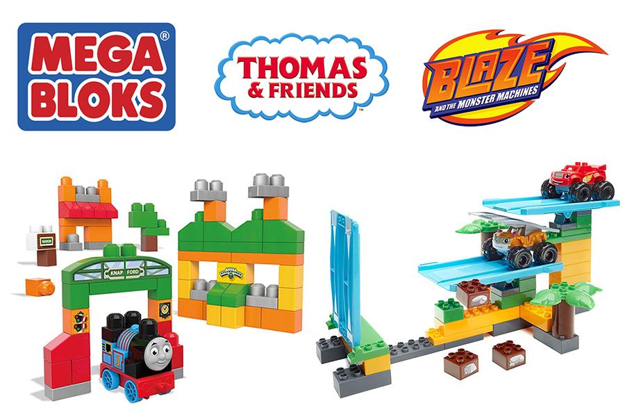 MEGA BLOKS Junior Builders