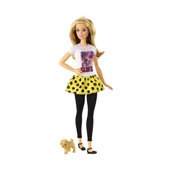 Barbie DMB26 Барби Сестра Barbie с питомцем