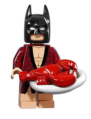 Бэтмен, который обожает лобстеров (Lobster-Lovin' Batman)