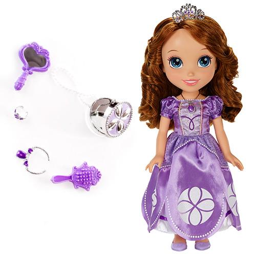 Disney Princess 931210 София Прекрасная 37 см