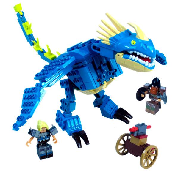 Конструктор Dragons Ionix 67103 Дрэгонс Ионикс Дракон Наддер