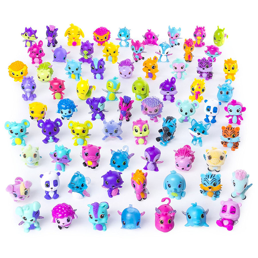 Новые Hatchimals