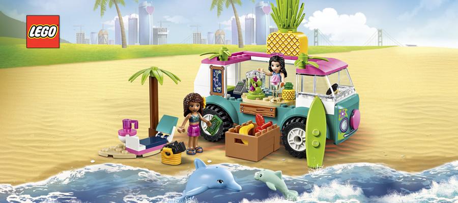 Конструкторы LEGO Friends