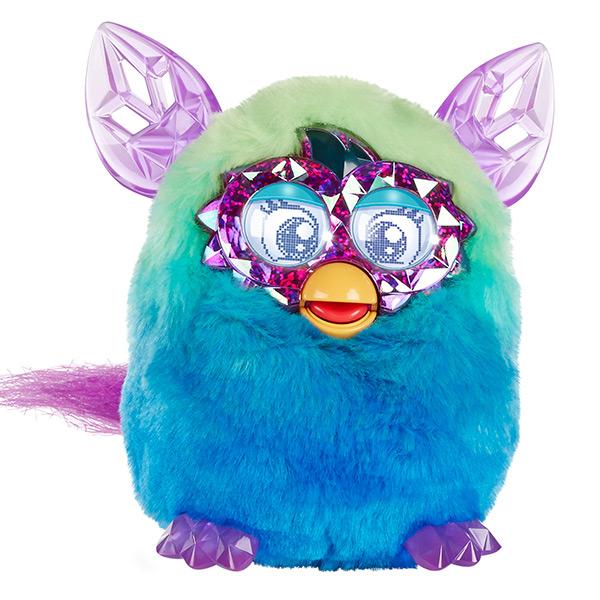 Furby Boom Hasbro Кристал Сине-зелёный