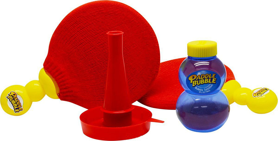 Paddle Bubble 278213 Бутылочка с мыльным раствором, 120 мл