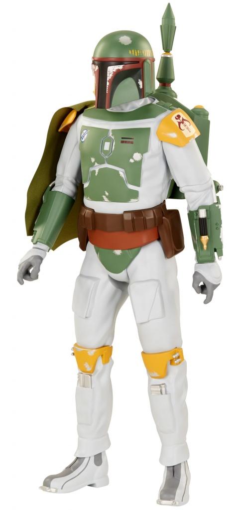 Большая фигура 73819 Big Figures Звездные Войны Боба Фетт, 46 см.