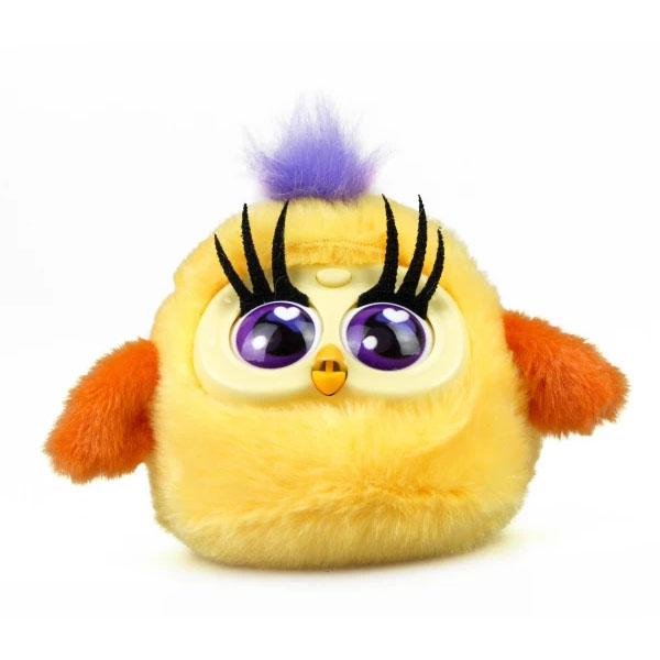 Tiny Furries 83688-5 Интерактивная игрушка Fluffy Birds птичка Chloe