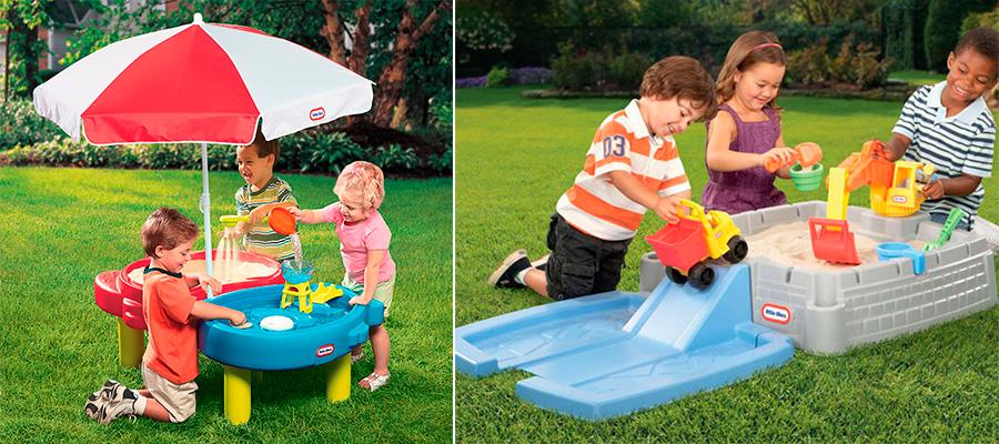 Little Tikes Столики для игры с водой