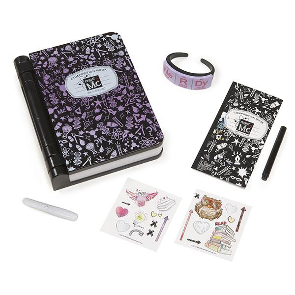 Project MС2 546092 Игровой набор секретный дневник