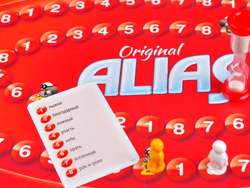 Tactic Games 53364 Настольная игра Alias Скажи иначе 3