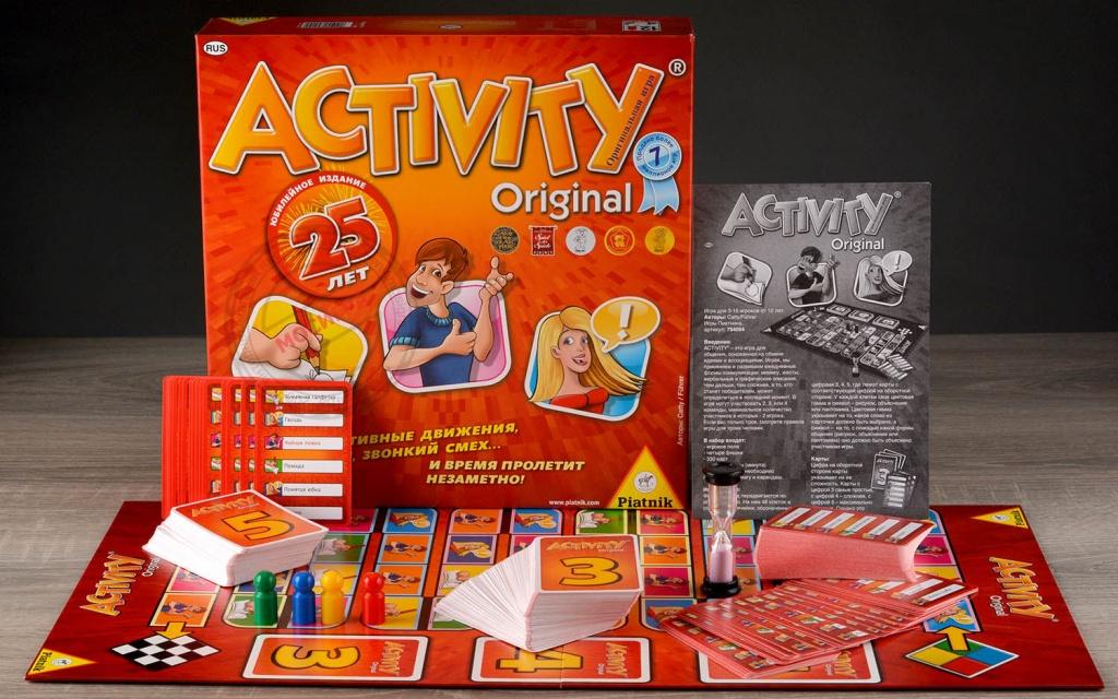 Piatnik 794094 Настольная игра Activity 2