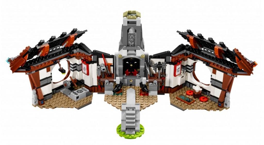 LEGO Ninjago 70627 – Кузница Дракона