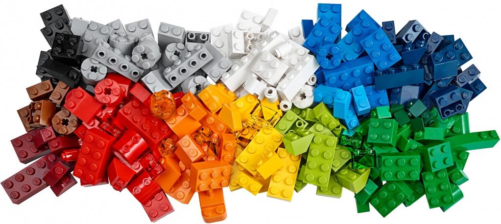 Кубики Лего оригинал