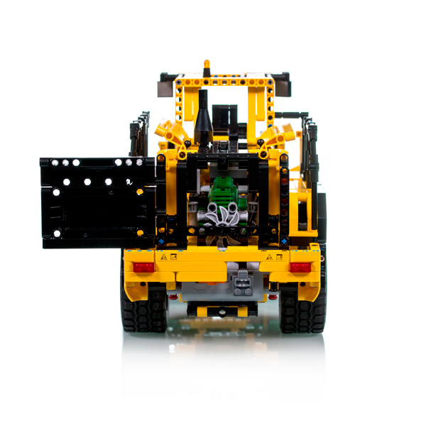 Игрушка Lego 42030 (вид сзади)