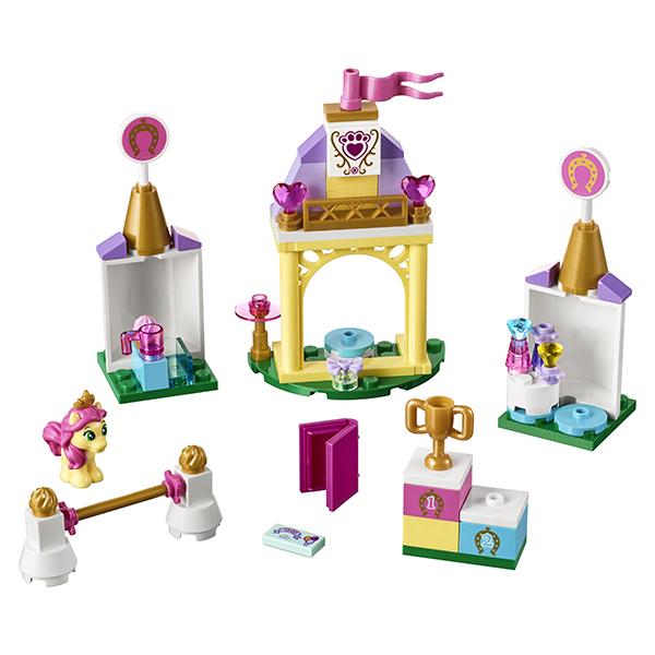LEGO Disney Princesses 41144 Лего Принцессы Дисней Королевская конюшня Невелички