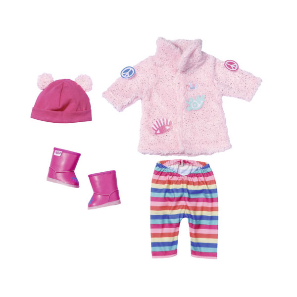 Zapf Creation Baby born 826-959 Бэби Борн Одежда Зимняя для модниц