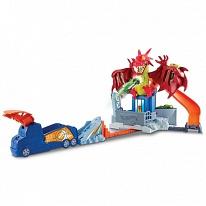 Mattel Hot Wheels DWL04 Хот Вилс Битва с драконом