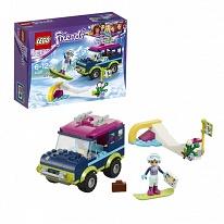 Lego Friends 41321 Лего Подружки Горнолыжный курорт: внедорожник