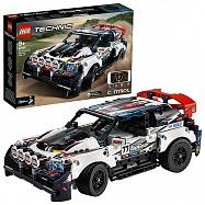 LEGO Technic 42109 Конструктор ЛЕГО Техник Гоночный автомобиль Top Gear на управлении