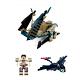 Dragons Ionix 67102 Дрэгонс Ионикс Боевая машина и Беззубик (малый боевой набор)