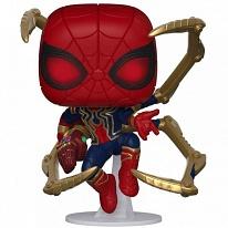 Funko 45138F ??????? Funko POP! Bobble: Marvel: Avengers Endgame: Iron Spider w/NanoGauntlet 45138