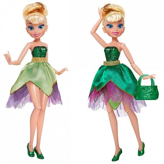 Купить Disney Fairies 818050 Дисней Фея 23 см Волшебное превращение (в ассортименте)