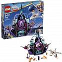 Обзор конструктора LEGO DC Super Hero Girls 41239 Тёмный дворец Эклипсо
