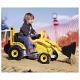 Детский электромобиль Peg-Perego 1067 New Holland Loader