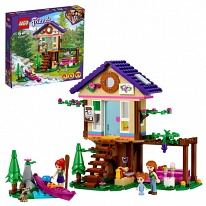 LEGO Friends 41679 Конструктор ЛЕГО Подружки Домик в лесу