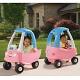 Little Tikes 614798 Литл Тайкс Каталка Машинка, розовая