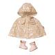 Zapf Creation Baby Annabell 792-087 Бэби Аннабель Одежда для пасмурной погоды