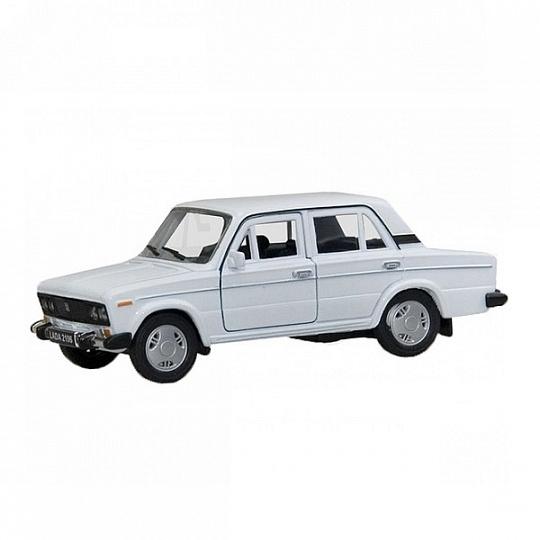 Купить Welly 42381 Велли Модель машины 1:34-39 LADA 2106