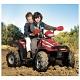 Детский электроквадроцикл Peg-Perego OD0048 Polaris 700 Twin