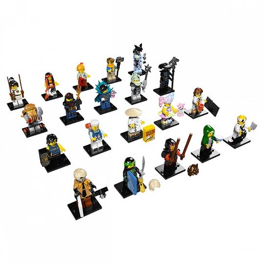Купить Lego Minifigures 71019 Лего Минифигурки LEGO® 2017 версия 3