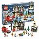 Конструктор Лего Lego Expert 10222 Зимняя деревенская почта