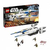 Lego Star Wars 75155 Лего Звездные Войны Истребитель Повстанцев U-Wing