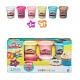 Play-Doh B3423 Игровой набор из 6 баночек с конфетти
