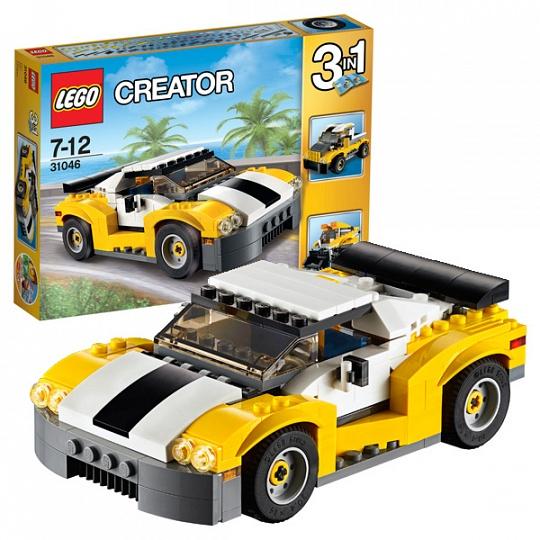 Купить Конструктор Lego Creator 31046 Кабриолет